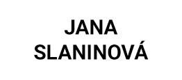 Jana Slaninová - partner Fyzijo